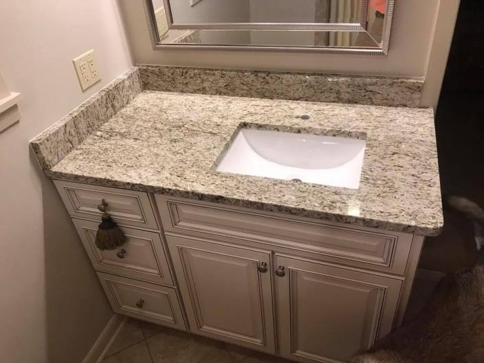 Bathroom Cabinets Countertops