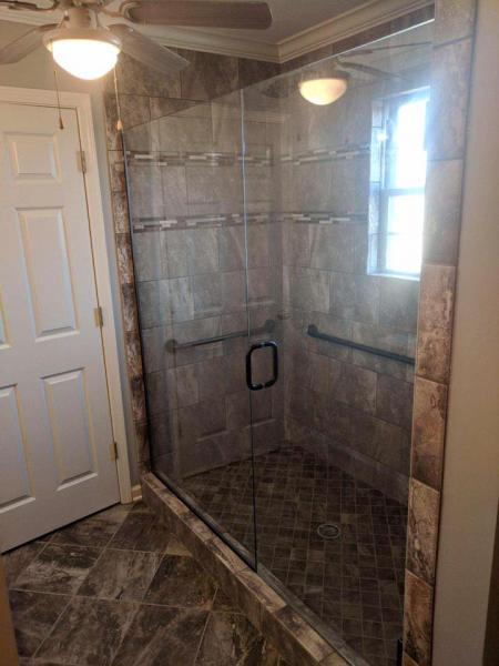 Beautiful Tiled Bathroom Custom Showers Gallery